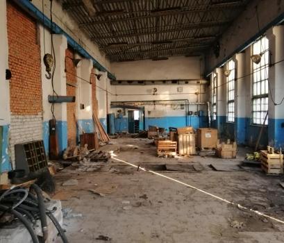 Аренда производственного помещения с кранбалкой.