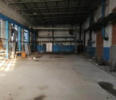 Аренда производственного помещения, наличие кран-балки!