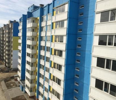Продажа. Новая двухкомнатная квартира для тех, кто любит новые жилые комплексы и чистый воздух!