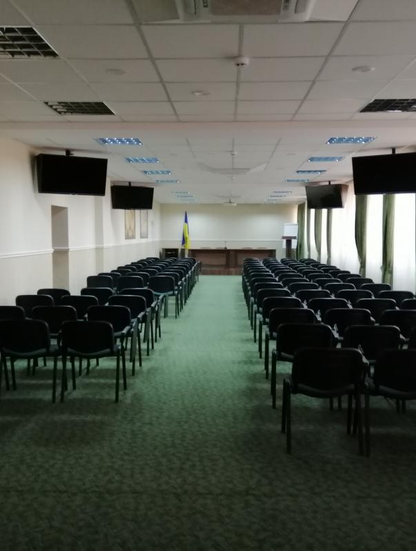 Аренда почасово конференц зала в центре Полтавы!
